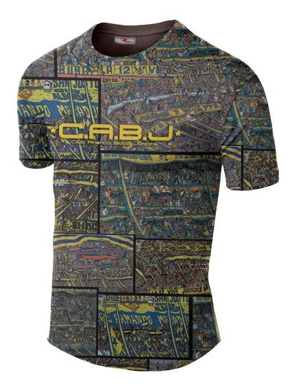 Remera Sublimada Boca Juniors La 12 Cs270