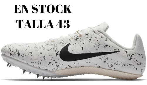 Si Matemático jalea  Nike Zoom Rival S9 Zapatillas De Atletismo Con Clavos | Mercado Libre