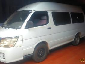Jinbei Topic Van 2.0 16v L 4p 2011 Com Ar Condicionado