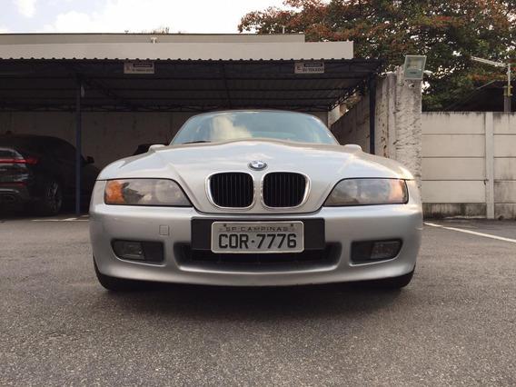 Bmw Z3, Motor 1.9. Ano 97. Carro De Colecionador (médico)