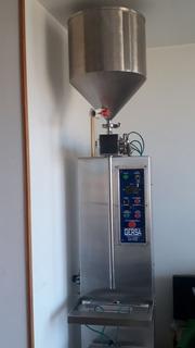Empacadora Y Selladora Semiautomática De Líquidos Viscosos