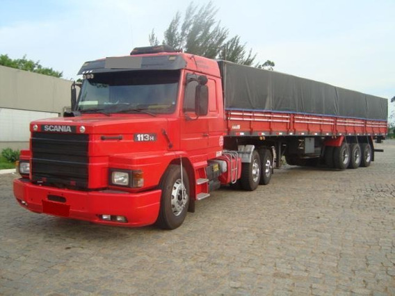 Scania 113 360 (6x2) Carreta Ls - 1998