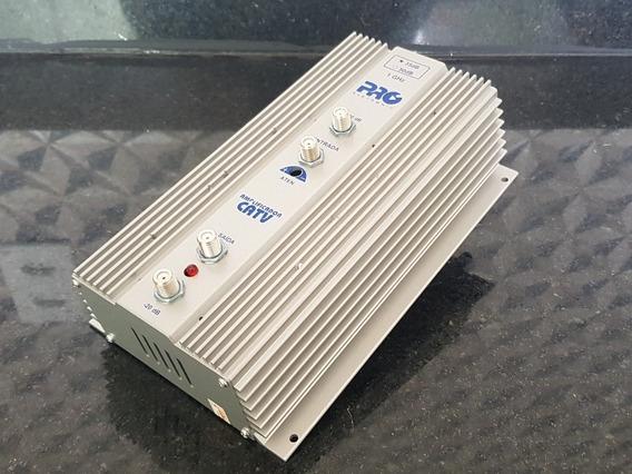 Amplificador De Potência 35db Pqap-6350 Proeletronic