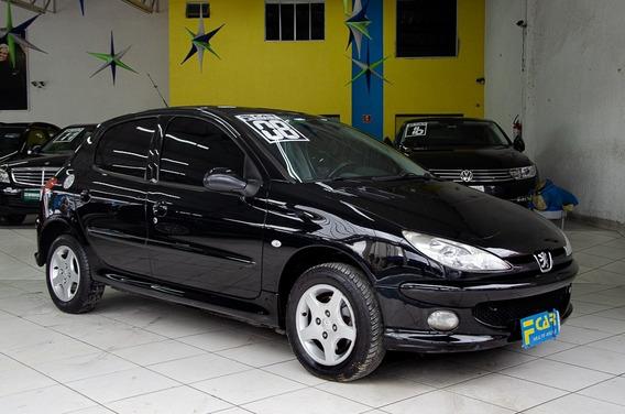 Peugeot 206 Feline 1.6 Aut 2008,otimo Estado!