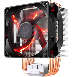 Fan Ventilador Coolermaster Hyper H410r Intel Amd Led Tranza