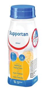 Supportan Drink Frut Tropi Suplemento Dietario Pack X 24