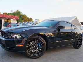 Ford Mustang Gt 2013 Automatico Con Equipo Extra