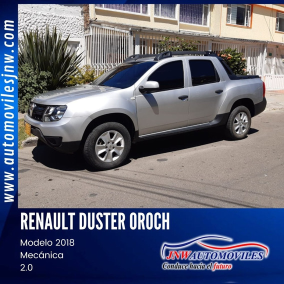 Renault Duster Oroch Mecanica 4x2 Gasolina