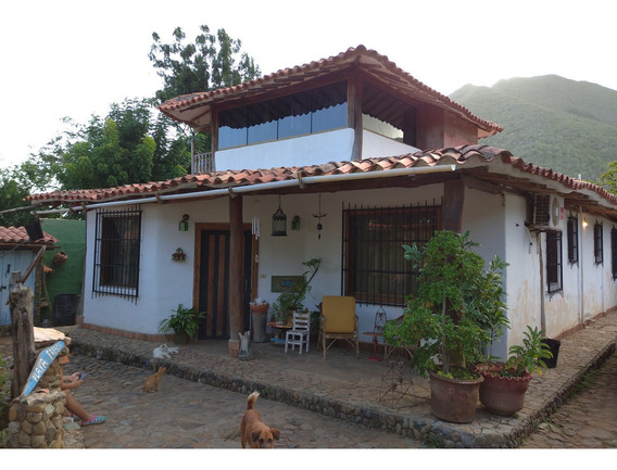 Guacuco, Vendo Pequeña Posada
