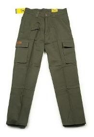 Pantalón Cargo Reforzado Pampero Talle 48