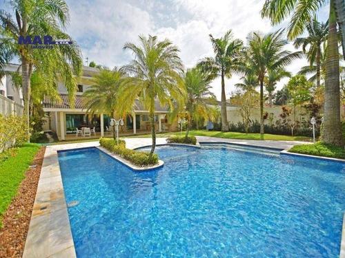 Casa Residencial À Venda, Acapulco, Guarujá - . - Ca0726