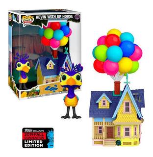 Funko Pop Kevin Y Casa De Up Exclusiva Disney Baloo Toys
