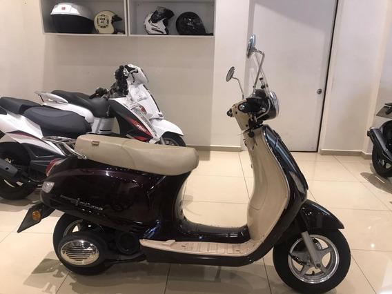 Moto Scooter Milano 150 Usado 4600km Urquiza Motos Styler