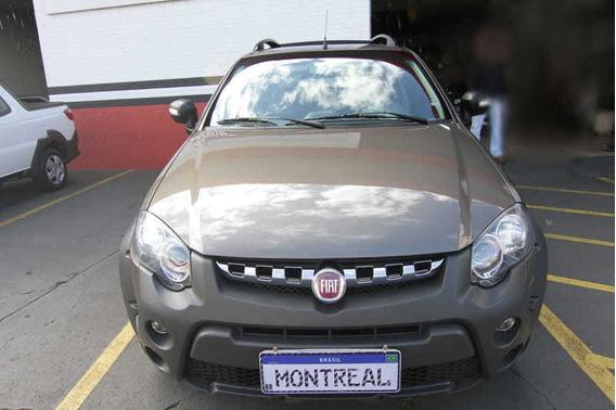 Fiat Strada Adventure 1.8 C. Dupla 2013