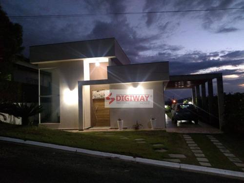 Casa Com 3 Dormitórios À Venda, 256 M² Por R$ 1.000.000,00 - Curitibanos - Bragança Paulista/sp - Ca0297