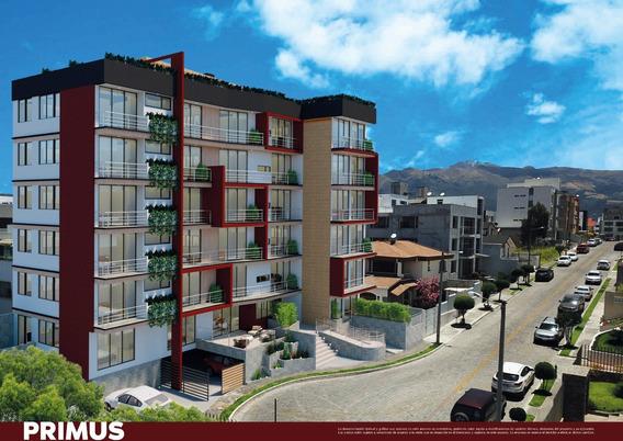 Departamento En Venta Norte De Quito Urb. Jardines De Amagas