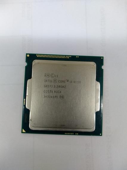 Processador Intel 4 Geração Core I3 4150 Lga 1150