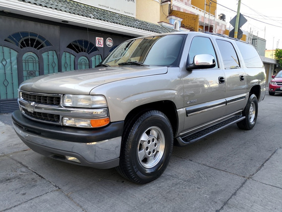 Chevrolet Suburban N Tela Aac At 2000