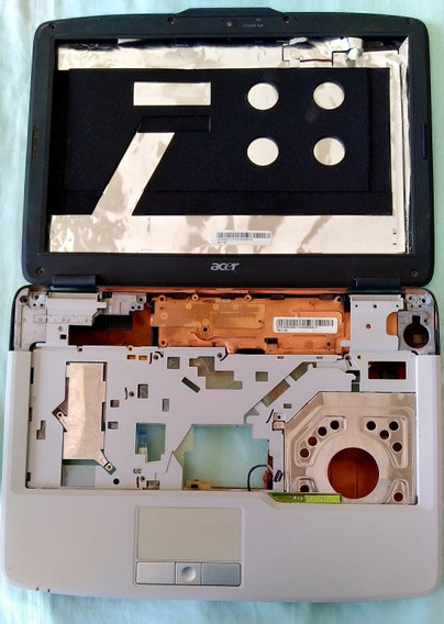 Carcaça Completa De Notebook Acer