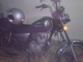 Suzuki Gn 125 Intruder 125