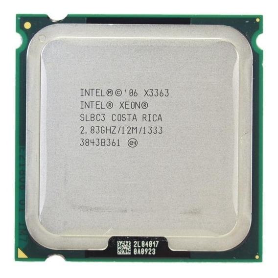Processador Xeon X3363 Quad Core Soquete 775 12mb 2.83ghz