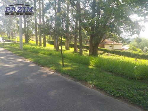 Terreno À Venda, 2620 M² - Condomínio Vale Da Santa Fé - Vinhedo/sp - Te2531