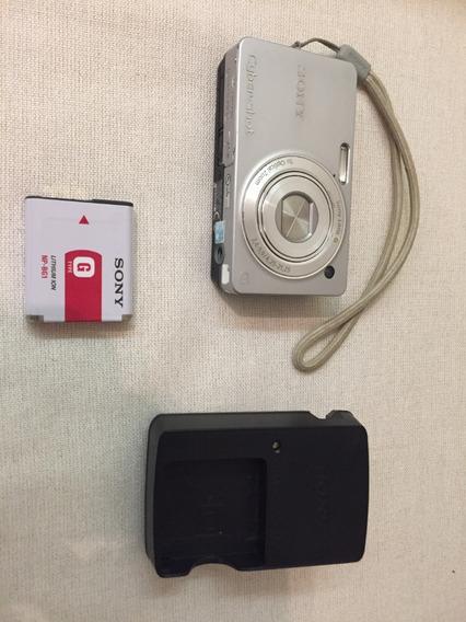 Câmera Digital Sony Cyber-shot Dsc-wx1 Prata