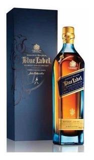 Whisky Etiqueta Azul Autentico Con Boleta De Compra