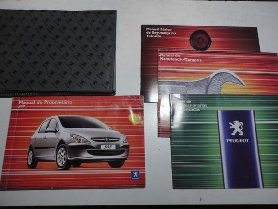 Manual Peugeot 307 2005 2006 Original Hatch 1.6 2.0 16v