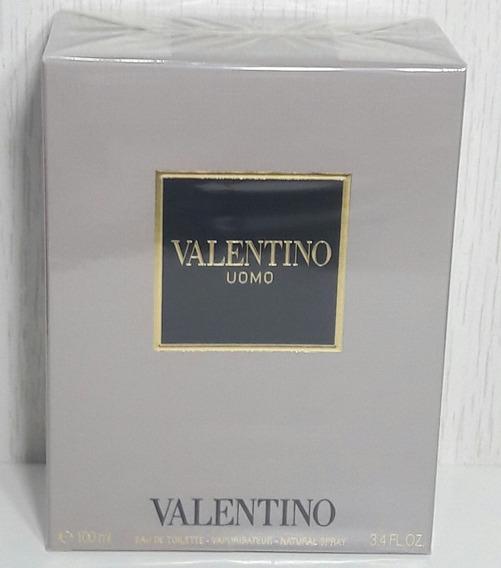 Perfume Valentino Uomo 100 Ml Masculino -original E Lacrado.