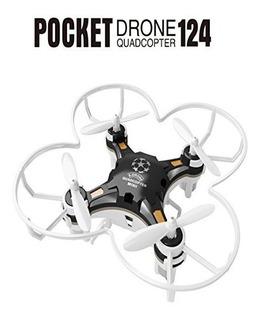 Fq777-124 Bolsillo Drone 4ch Gyro 6axis Quadcopter Con Conmu