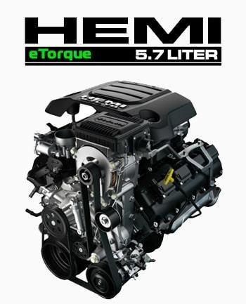 Motor Dodge Ram 5.7  V8 Listo Para Dar De Alta. 04 Alta