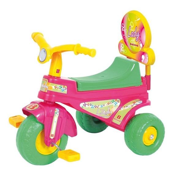 Triciclo Infantil Biemme Roller Lady Babymovil