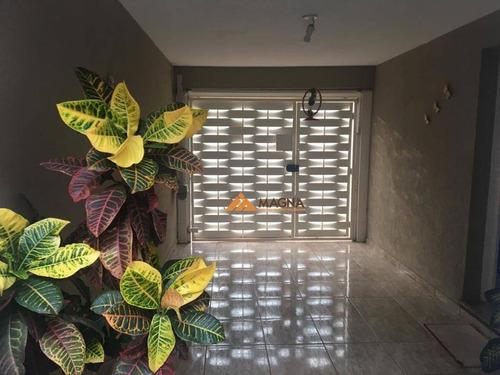 Imagem 1 de 12 de Casa À Venda, 135 M² Por R$ 270.000,00 - Campos Elíseos - Ribeirão Preto/sp - Ca2536