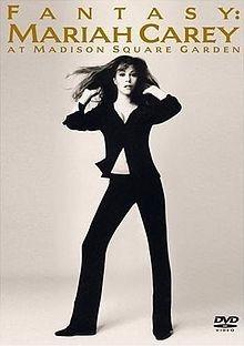 Dvd Mariah Carey - At Madison Square Garden