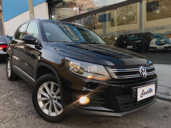Volkswagen Tiguan 2.0 Tsi Completa Preta - 2013
