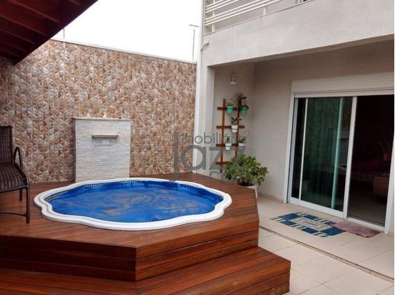 Linda Casa Com 3 Dormitórios À Venda, 260 M² Por R$ 960.000 - Jardim Paraíso - Campinas/sp - Ca6608