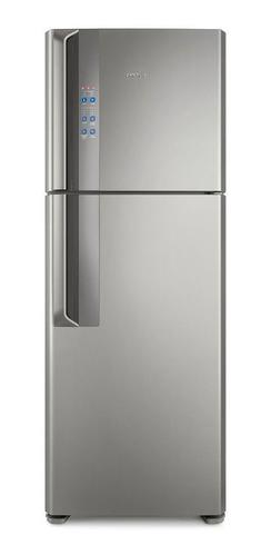 Imagen 1 de 7 de Refrigerador Fensa No Frost 474lt. Df56s Panel Blue Touch