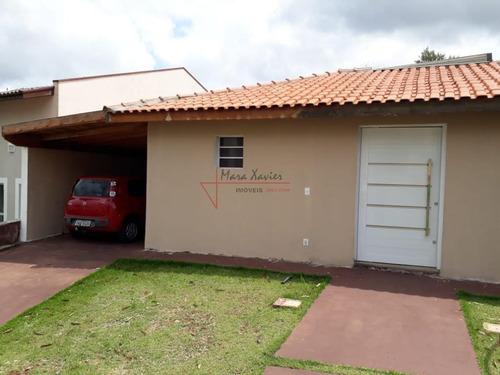 Imagem 1 de 30 de Casa Com 3 Dormitórios À Venda, 190 M² Por R$ 690.000,00 - Bosque Dos Cambarás - Vinhedo/sp - Ca1836