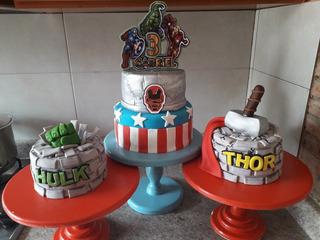 Torta Decoradas Con Fondant En Barquisimeto