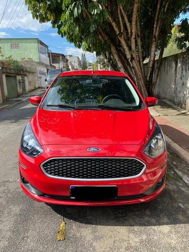 Ford Ka 2021 1.5 Se Plus Flex Aut. 5p