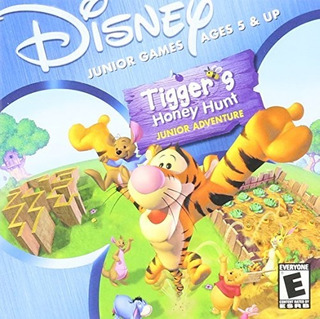 Tiggers Honey Hunt Jewel Case Para Pc