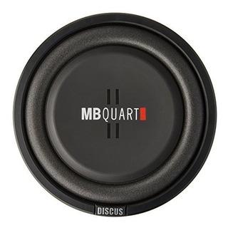 Mb Quart Ds1254 Discus Series 400w Subwoofer Poco Profundo 1
