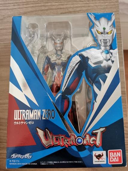 Ultra Act Ultraman Zero 2.0 Renewal Bandai 12x Sem Juros