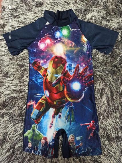 Avengers Traje de ba/ño Ni/ño