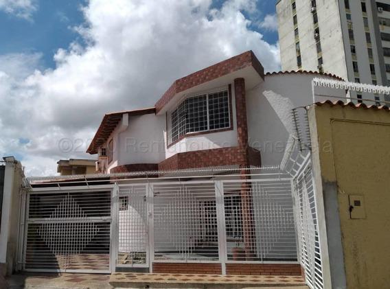 Casa En Alquiler Las Trinitarias Barquisimeto 20-24931 Zegm