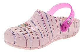 Clog Infantil Feminino Lol Surprise Grendene Kids - 21891 Ro