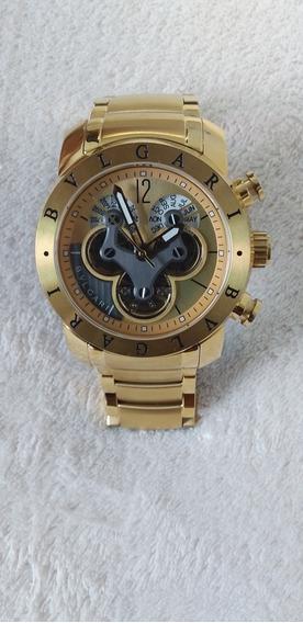 Relógio Bvulgari Automático, Aprova D