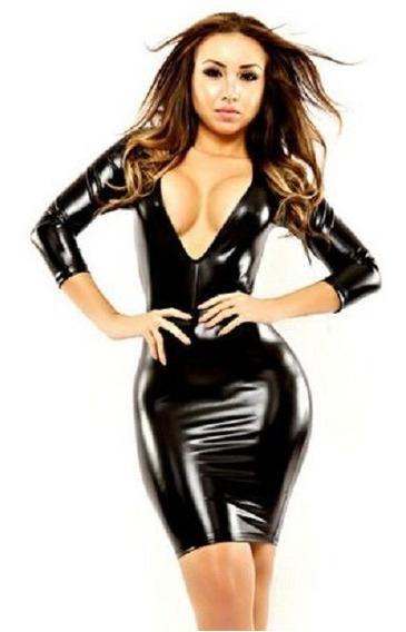 Vestido Super Sexy Para Mostrar Curvas!!!