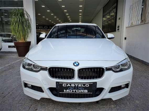 320i 2.0 M Sport Gp 16v Turbo Active Flex 4p Auto 2018/2018